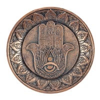 Hands of Hamsa Incense Stick Plate - Scentiments