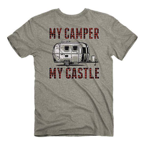 Coming Soon - MY CAMPER MY CASTLE