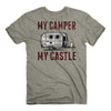 New - My Camper my Castle Tee