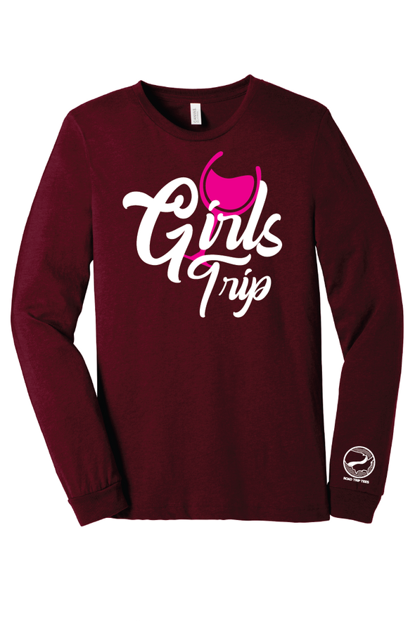 Girls Trip Long Sleeve Tee