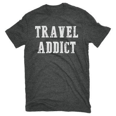 Travel Addict Tee