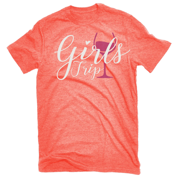 Girls Trip Tee - BEST SELLER