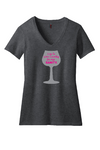 Wine Country Sanity V-neck