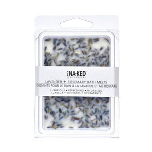 Buck Naked Soap Company - Lavender & Rosemary Bath Melts
