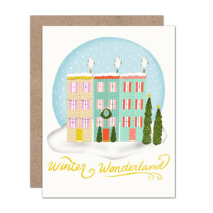 Olive & Company - Winter Wonderland Holiday Card