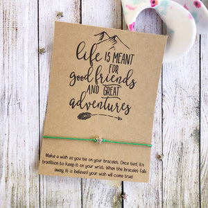 Wishlets - Good Friends & Great Adventures