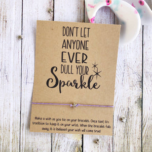 Wishlets - Don't Let Anyone Ever Dull Your Sparkle