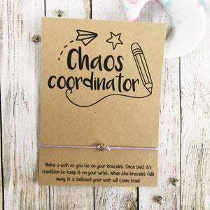 Wishlets - Chaos Coordinator