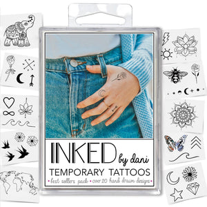 INKED by Dani - Best Sellers Pack
