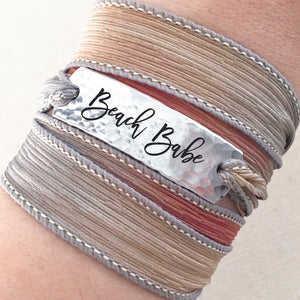 Beach Babe Wrap Bracelet - Clair Ashley