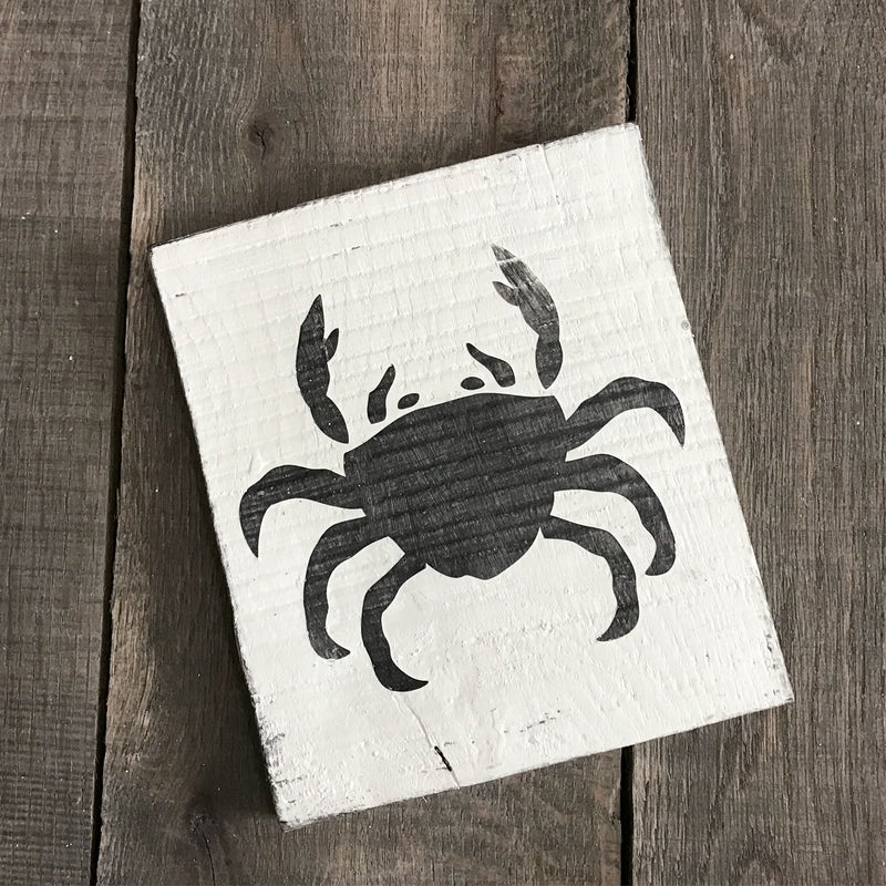 Anchored Soul Designs - crab sign