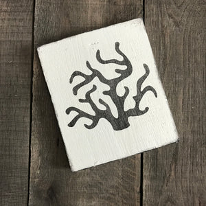 Anchored Soul Designs - Sea Coral Sign