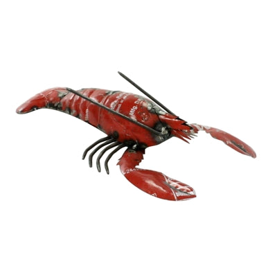 Reclaimed Metal Lobster