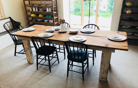 Reclaimed Farm Table [In-Store-Only]