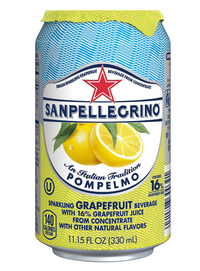San Pellegrino Sparkling Fruit Flavored Water