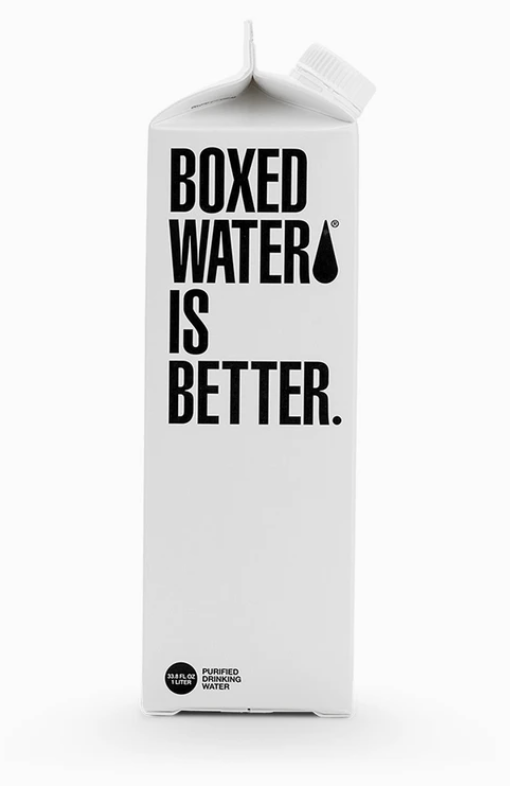 Boxed Water 1 Ltr