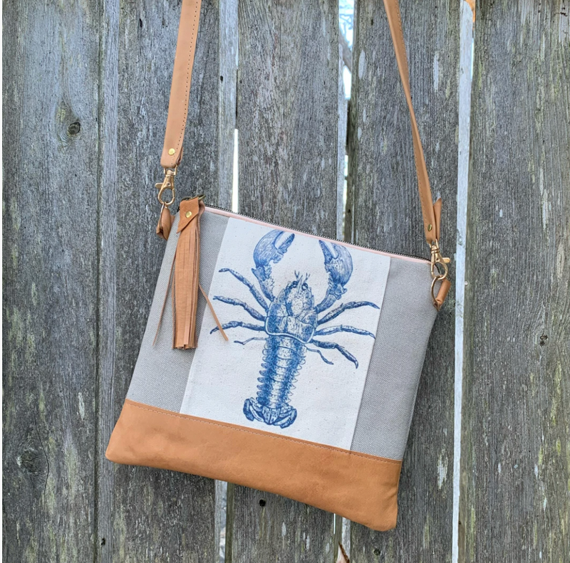Lobster Crossbody Bag