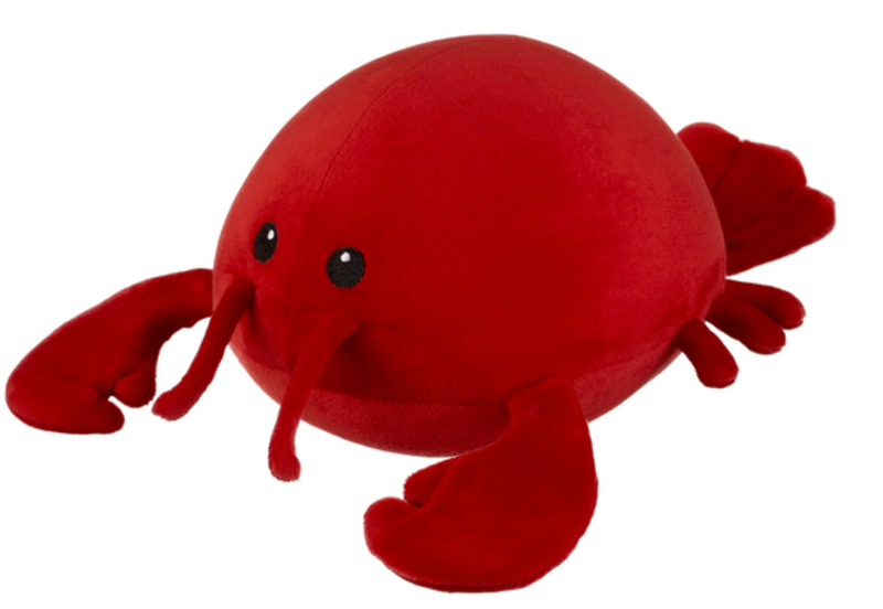 Squishy Squad Lobster Stuff Animal - Ganz
