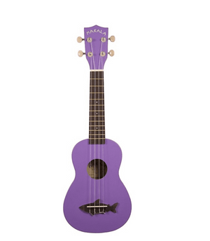 Makala Shark Ukulele - Purple