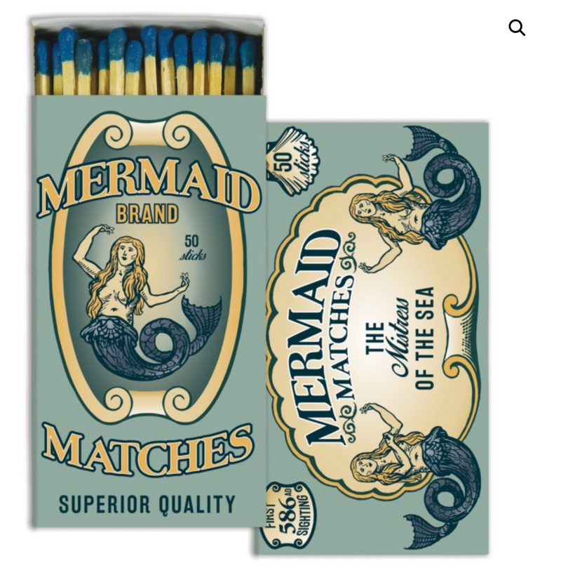 Mermaid Matches