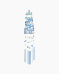 Sea Glass Wind Chime