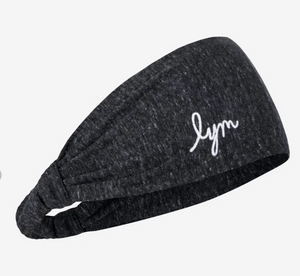 Black Tri - Blend Headband - Love Your Melon