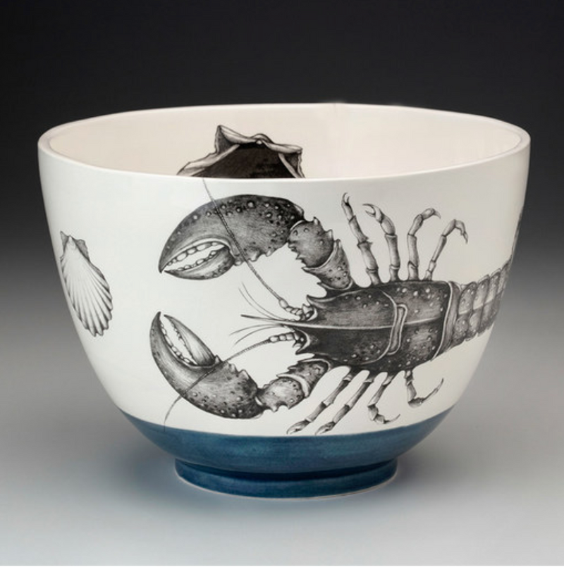 Lobster Bowl - Laura Zindel