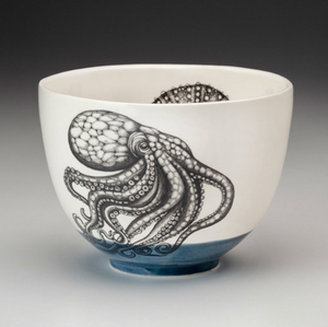 Octopus Bowl - Laura Zindel