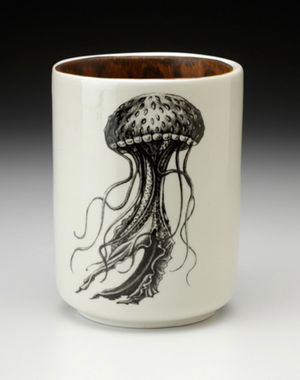 Utensil Cup - Jelly Fish - Laura Zindel