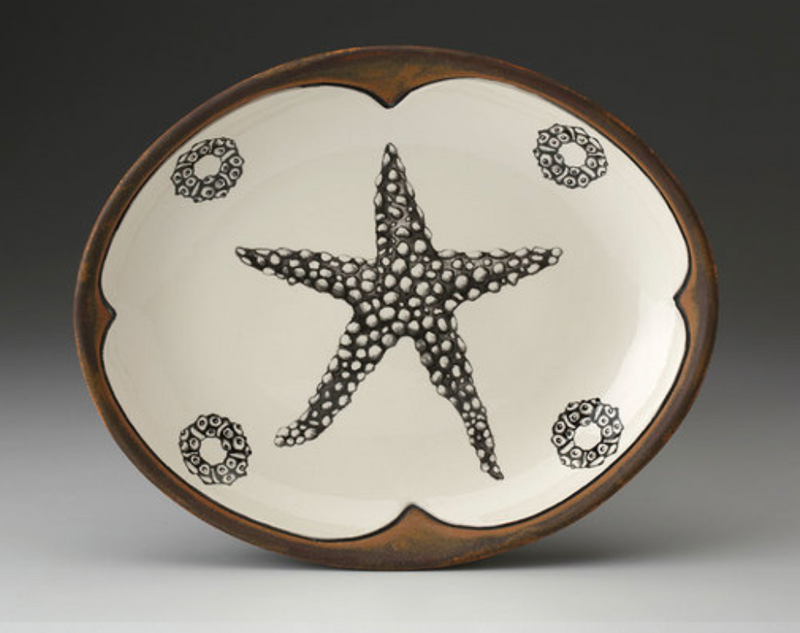 Small Serving Dish - Starfish - Laura Zindel