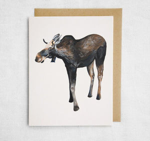 Irene Akio - Moose Card