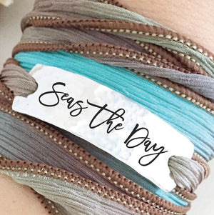 Clair Ashley - Seas The Day Wrap Bracelet
