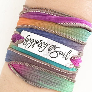 Clair Ashley - Gypsy Soul Wrap Bracelet
