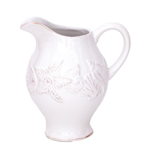 Blue Sky Clayworks - 7.5'' White  Pitcher