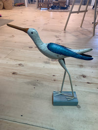 Shorebird on Stand