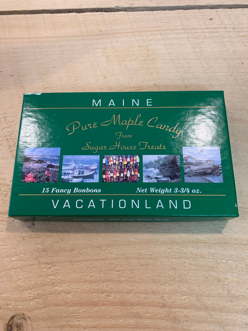 Pure Maple Candy-15 piece