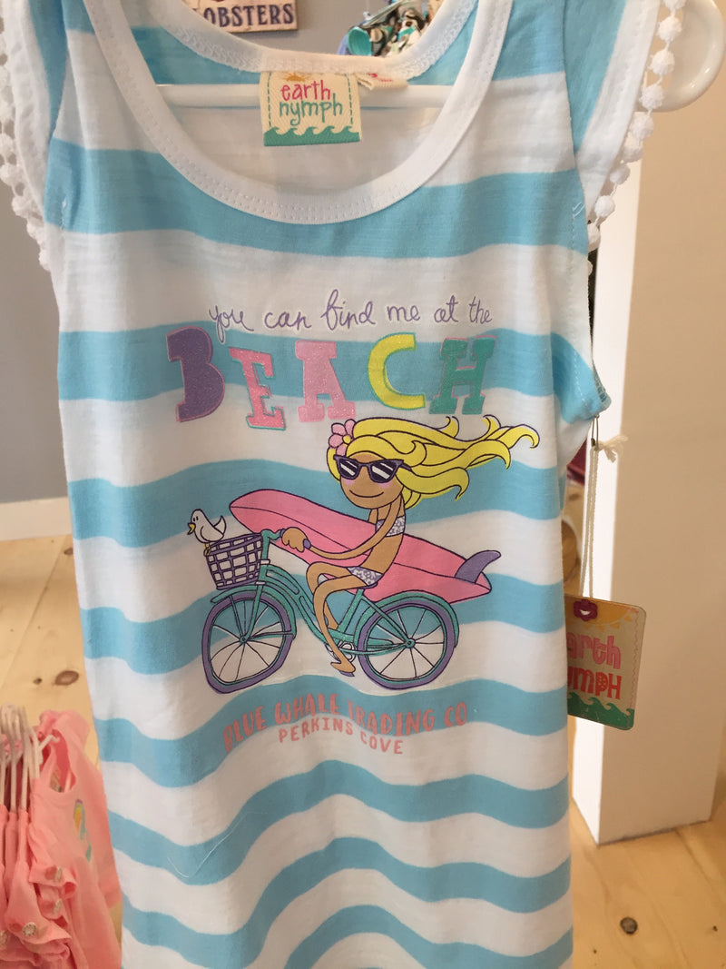 Girls Dress - Find Me Beach