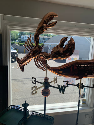 Lobster Weathervane