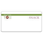 Especially for You Snack Labels - Pack of 2500 Labels
