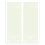 Especially for You 2-Up Laser Tray Slips - Pack of 500