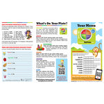 KidsFare Interactive Pediatric Menus - Pack of 500
