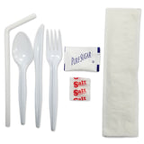 Pediatric Dietary Kit with Cutlery - Case of 250
