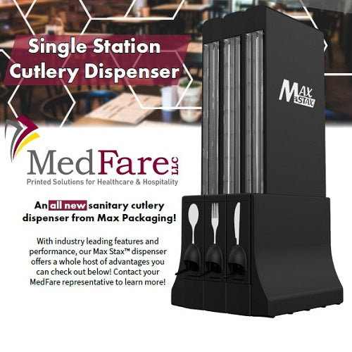 Max Stax Cutlery Dispenser