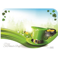 "St Patrick's Day 14"" x 19"" Traycovers - Pack of 100"