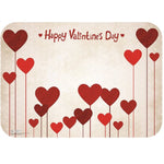 "Valentine's Day Holiday 14"" x 19"" Traycovers - Pack of 100"
