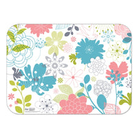 "Floral 14"" x 19"" Traycovers - Case of 1000"