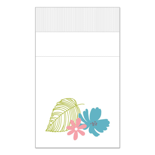 Floral Pocket Dinner Napkins - Case of 1000