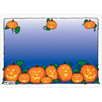 "Halloween 10"" x 14"" Placemats - Pack of 100"