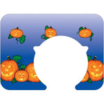"Halloween 14"" X 19"" with Cut-Out for Plate Traycovers - Pack of 100"