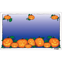 "Halloween 11-1/4"" X 19-3/16"" Traycovers - Pack of 100"